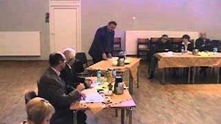 XXXII Nadzwyczajna Sesja Rady Gminy Zbycie budynku w Kobiernicach - Ignacy Kocemba
