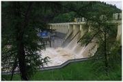 2014-05-16/17 Wielka Woda w Gminie Porąbka - Soła, Domaczka - Czaniec, Porąbka, Kobiernice