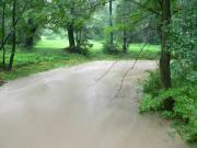 IX.2007 Powódź w Czańcu